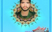 شهید محمد رضا احمدی/شهیدی که قبرش را نشان داد