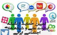 حمایت ازاینترنت ملی وشبکه های اجتماعی ایرانی/کمپین مجازی