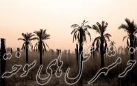 """موج وبلاگی/ """" خرمشهر نخل های سوخته """""""