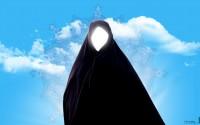 چادر یک حجاب ایرانی است