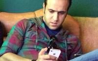 عکس/ شوخی اینستاگرامی علی کریمی با خداد عزیزی